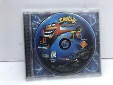 Crash Bandicoot Warped Playstation 1, No Manual.