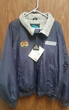 HOGAN INTERNATIONAL  truck driver driving uniform jacket Size 2XL NWT'S