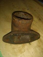 Case 1737 uniloader G148 engine tip water outlet part