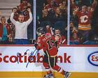 Matthew Tkachuk Signed 8x10 Photo Calgary Flames Autographed COA B
