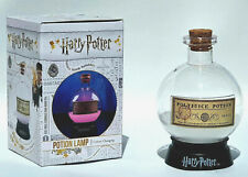 HARRY POTTER POLYJUICE POTION LAMP Colour Changing Mood Night Light - BRAND NEW