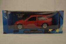 1:18 UT / AUTOart #180082102 - FORD ESCORT Cosworth, red - RARITÄT - OVP
