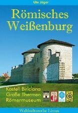 Römisches Weißenburg,Thermen,Kastell,Römer Museum,Limes,Bayern,TB Jäger1996 NEU