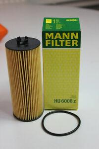 ORIGINAL MANN �LFILTER HU 6008 z