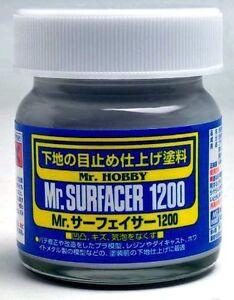 Mr.Hobby SF286 Surfacer #1200 40ml