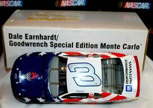 1996 Revell Spec. Ed. Dale Earnhardt #3 Atlanta Olympics Monte Carlo 1/24 CWC