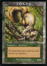 Squirrel Token   NM   Player Rewards Promos   Magic MTG