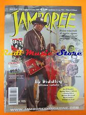 rivista JAMBOREE 62/2008 Bo Diddley I Blacks Brook Benton Charlton Heston No cd