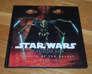 Star Wars Saga RPG: Threats of the Galaxy D20 Wotc