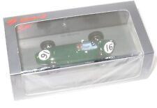 1/43 Spark Model  Lotus 16  British Grand Prix 1958  Graham Hill