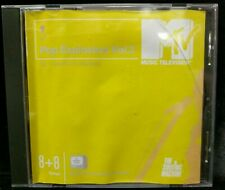 Used MTV Pop Explosion Vol 2 CD+ Graphic Karaoke Inventory Lot M15-CCC