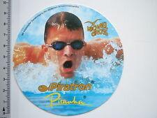 Aufkleber Sticker Piratron - Piranha - Michael Groß (7588)