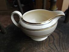 Art Deco milk jug Johnson Bros Victorian Pattern