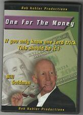 One for the Money Dvd Bill Goldman Magic
