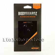 BodyGuardz Armor Carbon Fiber Full Body Screen Protecter Skin for iPhone se 5s 5