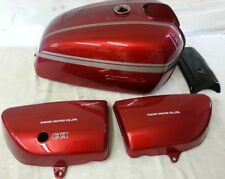 SUZUKI GT750M 1975 TANK AND SIDE PANELS FULL PAINTWORK DECAL KIT