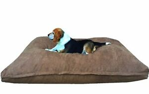 XXL EXTRA LARGE Tough Orthopedic Pets Dog Bed Waterproof Memory Foam Dogs Pillow
