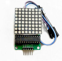 MAX7219 Dot Matrix 8x8 Led Display Module MCU Control For Arduino SK