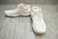 Asics Sky Elite FF MT 1052A023 Volleyball Shoes, Women's Size 9, White
