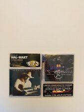 Garth Brooks 3 Disk Set. The Lost Sessions & USS Enterprise Double Live SEALED
