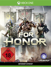 Xbox One Game for Honor NEW