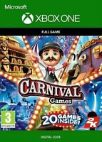 Carnival Games (Xbox One) Full Game Xbox Live Key GLOBAL Brand New No Disc
