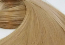 TDP Buffy Sandy Blonde Doll Hair Hank for Rerooting Dolls and Ponies