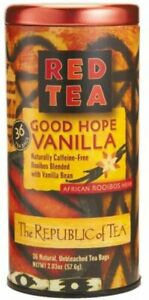 Good Hope Vanilla Red Tea by The Republic of Tea, 36 tea bag