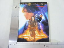 RED SHADOW AKAKAGE Perfect Movie Guide Japan Book KD *