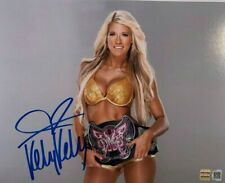 Kelly Kelly Autographed 8x10 WWE Diva Photo 6 Tristar Authenticated