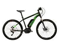 "MTB Corratec E-Bike 27,5""  X-Vert Shimano XT Bosch Performance 500W,  size 57cm"