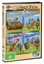 The Yogi Bear Show Complete Series DVD Volume 1, 2, 3 & 4 Collection 1961 R4 New