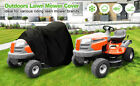 Waterproof Riding Lawn Mower Tractor Cover Garden Heavy Duty For Tractor Mower