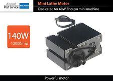 144W Motor 12000rpm Metal Wheel Gear Box FOR 60W DIY machine mini lathe Z004MTBE