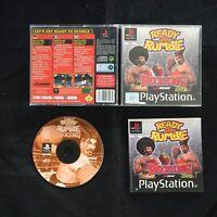 SONY PLAYSTATION 1 - PS1 - JUEGOS DE LUCHA - EDICION PAL ESPAÑOLA - COMPLETOS