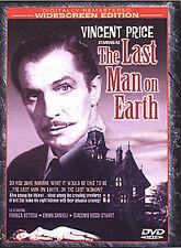 The Last Man on Earth (DVD, 2003)