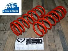 Lada 2101-2107 Rear Coil Springs Kit -30mm Lowered