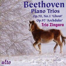 Trio Zingara, Ludwig - Piano Trios Op 71/1 (Ghost) & Op 97 (Archduke) [New CD]