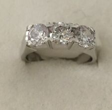 ANELLO TRILOGY ARGENTO 925 MADE IN ITALY