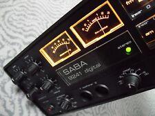 SABA 9241 DIGITAL ULTRA HIFI PROFESSIONAL STEREO STUDIO RADIO RECEIVER 2x120 W