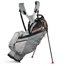 New 2020 Sun Mountain 4.5 Ls Stand Bag - (Charcoal / White / Black / Red)