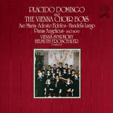 Vienna Boys' Choir, Placido Domingo - Ave Maria [New CD]