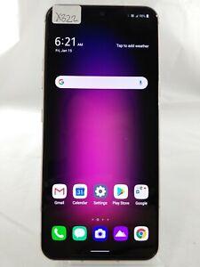 LG V60 ThinQ V600 5G 128GB AT&T GSM Unlocked Smart Cellphone Blue X322