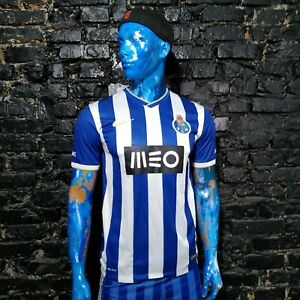 Porto Jersey Home football shirt 2013 - 2014 Nike 544530-401 Trikot Mens Size M