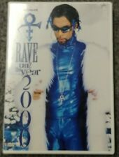 "Prince- ""RAVE UN2"" The Year 2000 In Concert DVD"