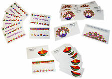 Diwali Holiday Gift Money Envelopes (8 pack)