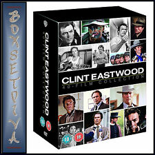 CLINT EASTWOOD - 40 FILM COLLECTION BOXSET    *** BRAND NEW DVD***