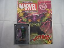 Eaglemoss Marvel Figurine Collection mysterio avec Magazine 57