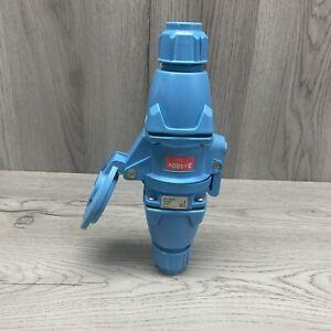 Marechal Meltric DSN 3 plug 63-31043. 480 volt. Decontacteur.