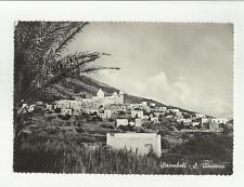 131062 stromboli vecchia cartolina  SAN VINCENZO